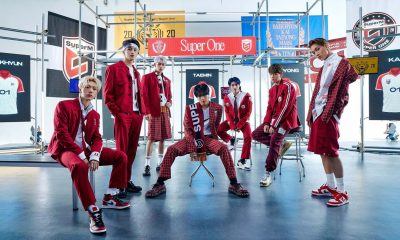SuperM Unite: K-pop's Avengers Call For Togetherness On Super One